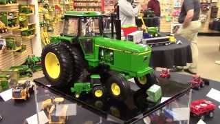 Ertl John Deere 4840 Precision and Authentic
