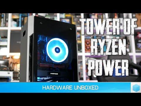 Mini-ITX Ryzen 7 1700X Build, Mistakes Were Made!