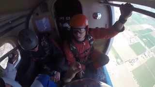 Group Hop and Pop 3000ft Skydive Lodi Parachute Centre