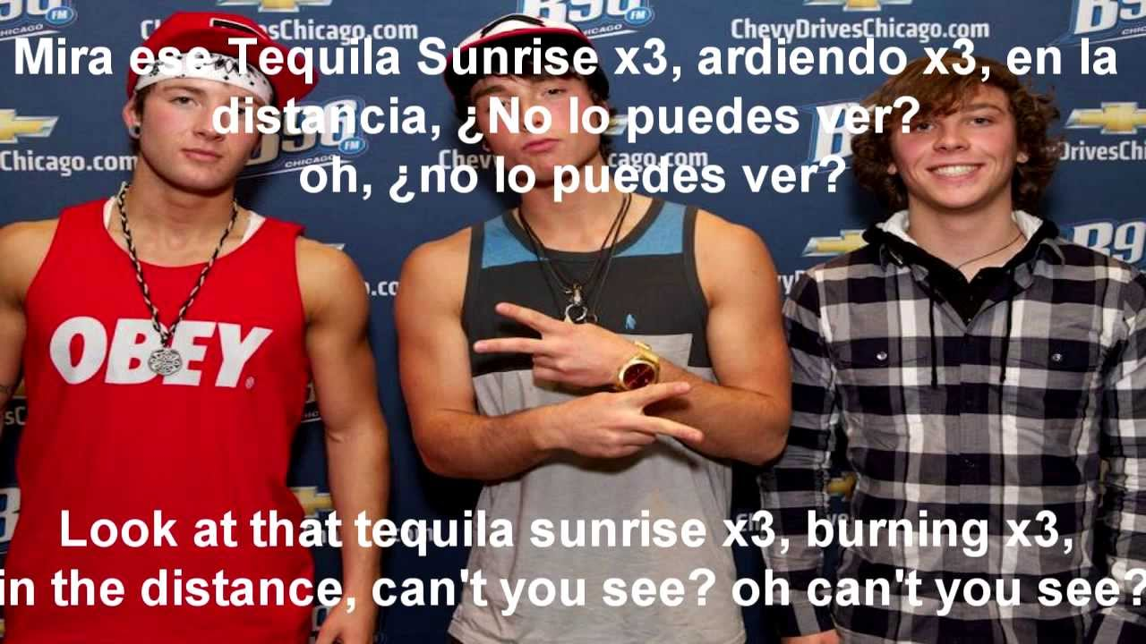Tequila Sunrise | Emblem3 Wiki | FANDOM powered by Wikia