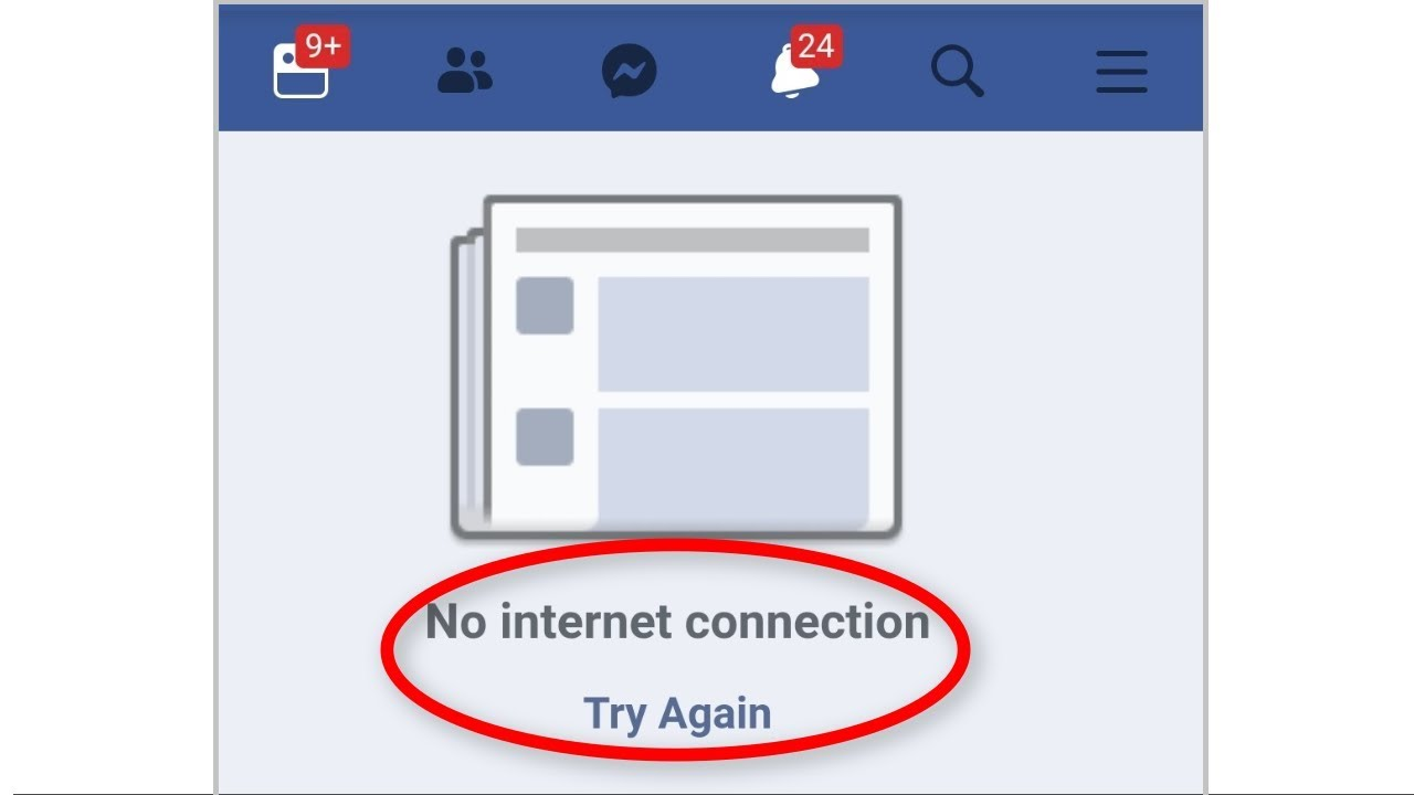 To facebook iphone connect to unable Common Issue: