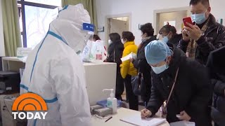 China Quarantines City At Center Of Coronavirus Outbreak | TODAY