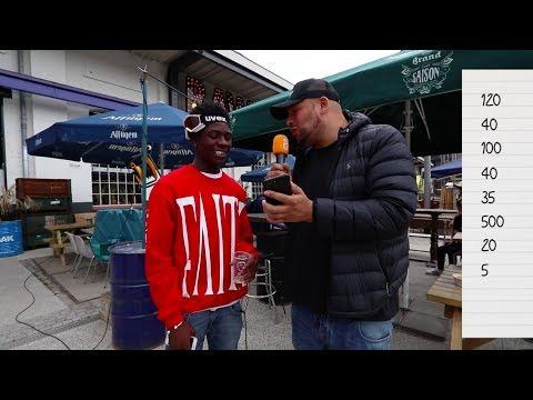 HOEVEEL IS JOUW OUTFIT WAARD?? (RAPPERS) - SUPERGAANDE FESTIVAL INTERVIEW (WOO HAH)