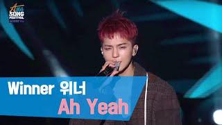Winner(위너) CAM - 'Ah Yeah!'[2019 Asia Song Festival]