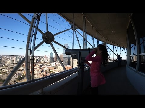The GeO-Deck at Reunion Tower