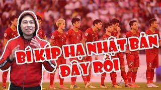 Tin nóng Asian Cup 2019 | Bí quyết để Việt Nam hạ gục Nhật Bản tại tứ kết Asian Cup