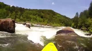 Creeks & Crags - Ocoee River - Personl First Descent
