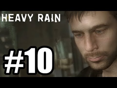 Heavy Rain Remastered PS4 #10 - Party Time!