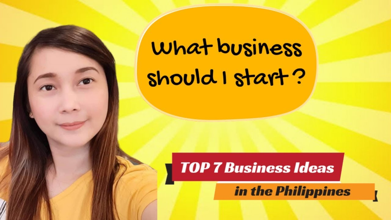 Top 5 Business Ideas in the Philippines 5 - 5 - YouTube