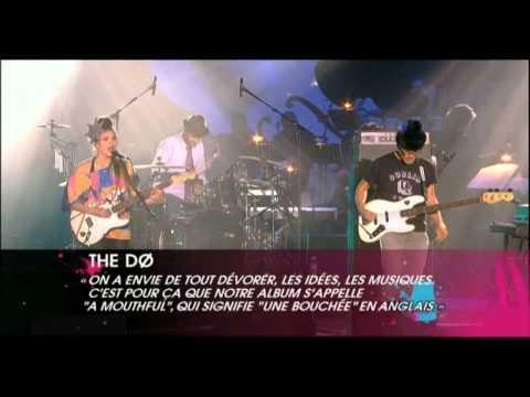 The Do « On my Shoulders » Les Victoires de la Musique 2009