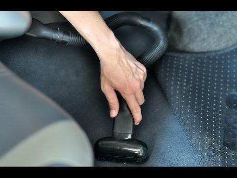 Cómo limpiar la alfombra del auto - YouTube