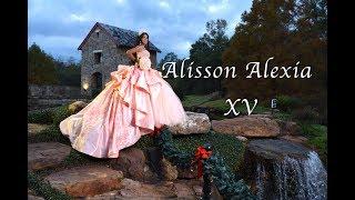 HIGHLIGHTS  ALISSON ALEXIA XV