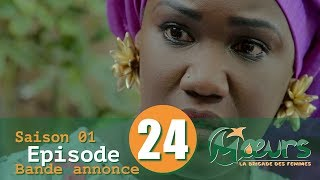 MOEURS, la Brigade des Femmes - saison 1 - épisode 24 : la bande annonce