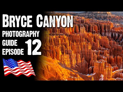 Landscape Photography USA - Bryce Canyon National Park, Utah
