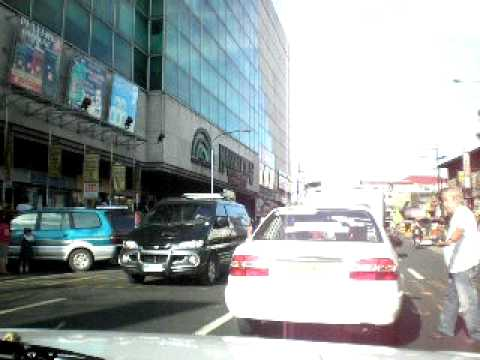 Car Ride in Kalentong Street, Mandaluyong City