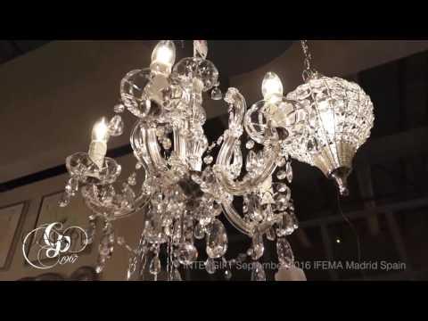 Garpe Interiores September 2016 - Intergift International Fair IFEMA Madrid -