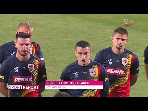 FYR Macedonia Romania Goals And Highlights