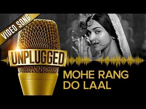 Deepika Padakone | Mohe Rang Do Laal UNPLUGGED | Shreya Ghoshal