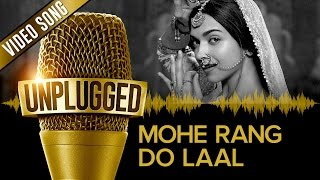Mohe Rang Do Laal Unplugged – Shreya Ghoshal