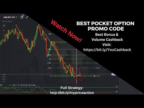 Pocket Option Promo Codes - Best Pocket Option Bonus + Highest Cashback