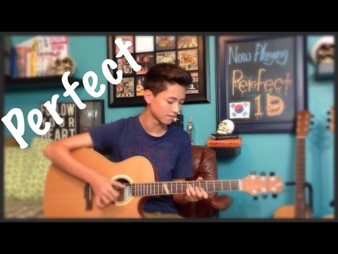 Perfect - One Direction (1D) - Fingerstyle Guitar Cover
