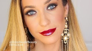 PART TWO Easy Smokey Eye Makeup Tutorial Using CHANEL Clair-Obscur Eyeshadow Palette