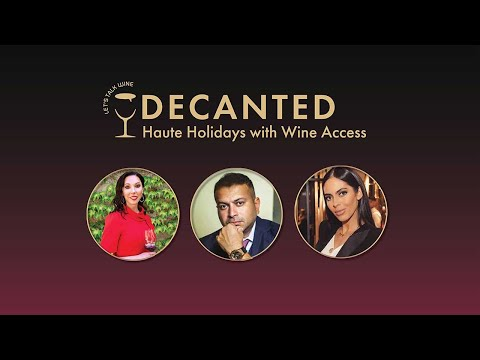 Haute Holidays with Wine Access for all your holiday meal & gifting needs.