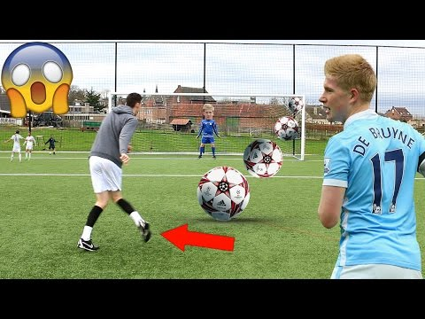 EXTREME REPLAY FOOTBALL CHALLENGE WITH FORFEIT!!