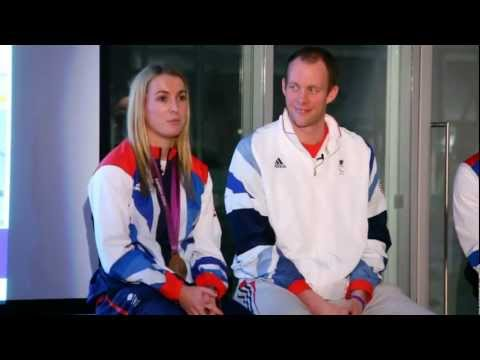 GB Athletes (part 3) Laura Bartlett, David Smith, Craig Benson.mp4
