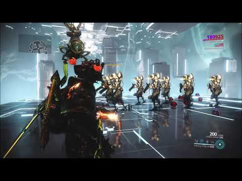 WARFRAME - Nezha Augment Test [HD]