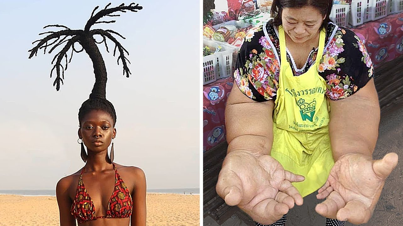 Download 20 Women With Most Insane Features In The World