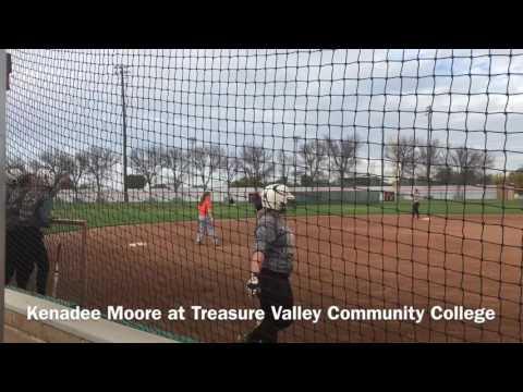 Kenadee Moore at Treasure Valley Community College