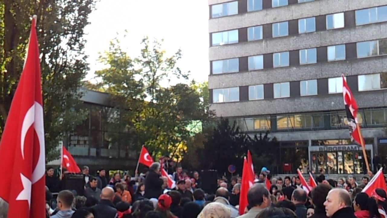 Türken Demo Berlin