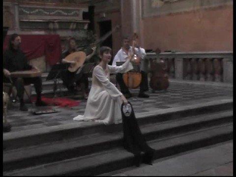 Peri, L'Euridice, Prologo