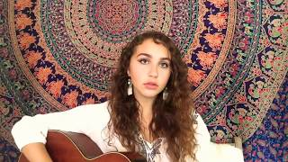 "Sam Cooke - ""That's It - I Quit - I'm Movin' On"" cover by Calista Garcia"