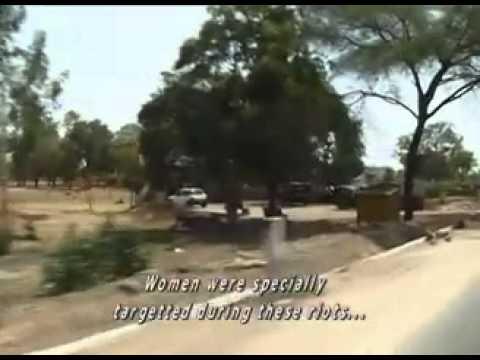 Godhra Riot's 2002 Narendra modi speeches and Guj Police Reaction