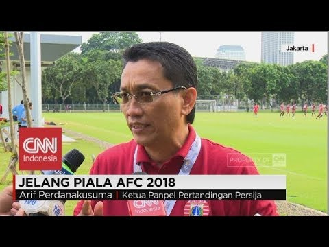 Cegah Ricuh, Pengamanan Persija vs Tampines Rovers ...