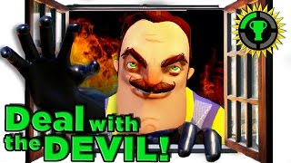 Repeat youtube video Game Theory: Hello Neighbor's SATANIC Plot!