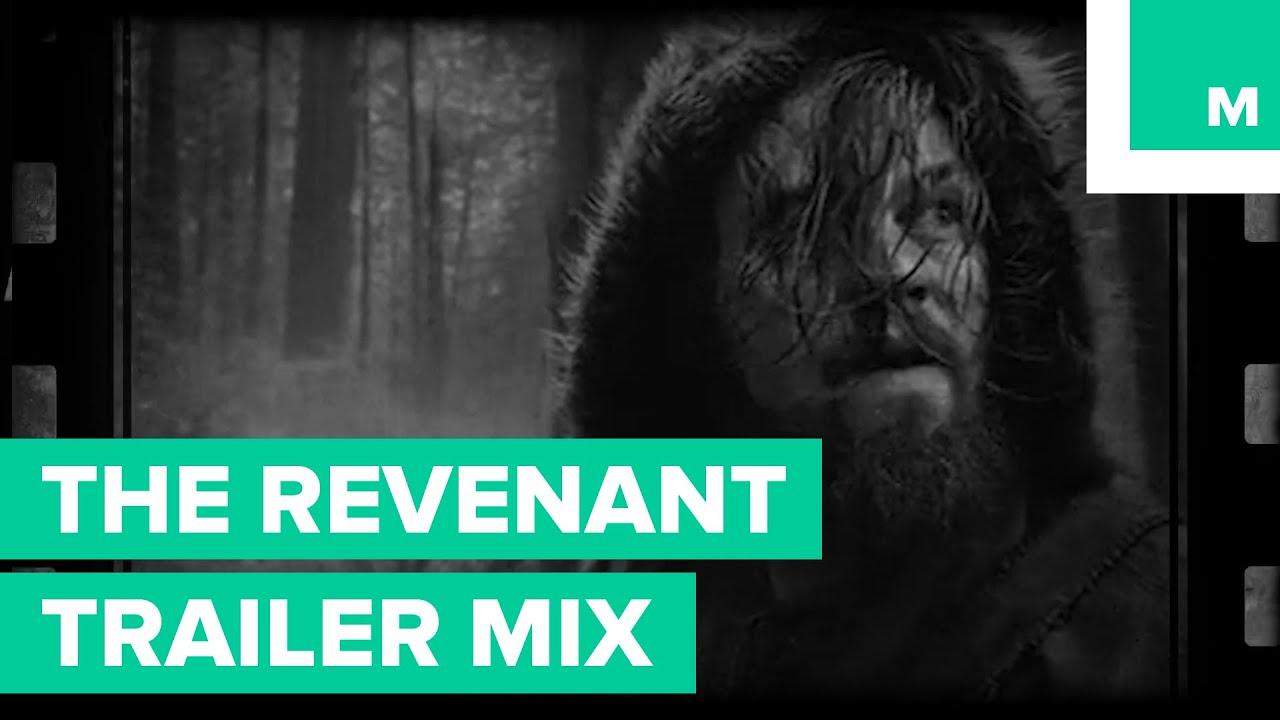 The Revenant redone as a silent movie with Leonardo DiCaprio | Films