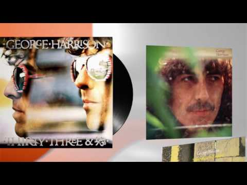 George Harrison - The Vinyl Collection - Released February 24th 2017