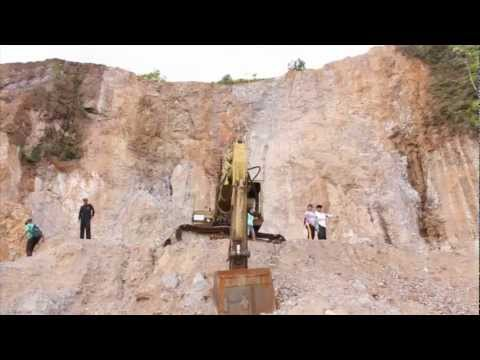 Silica Mining in Negros Occidental