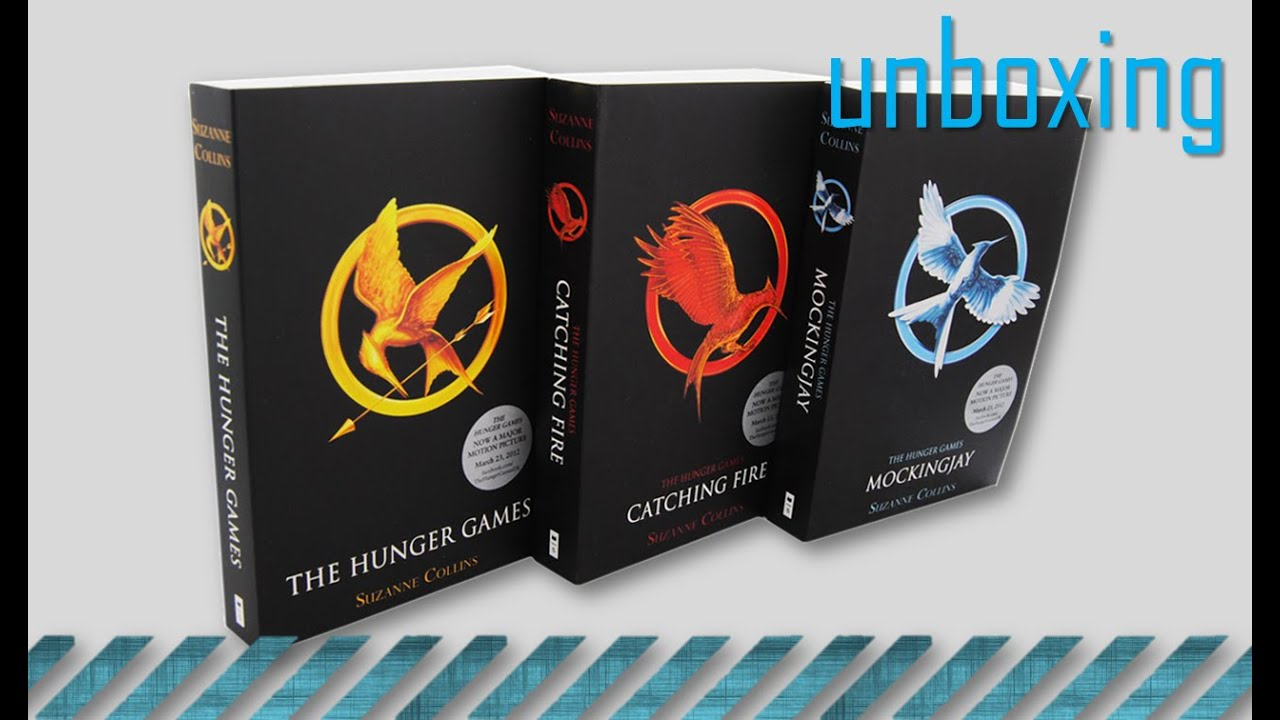 what is the hunger games trilogy