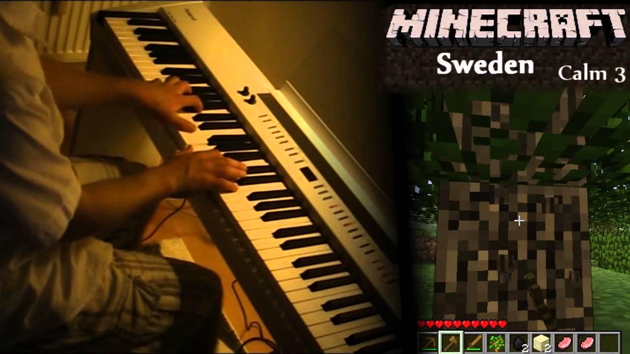 Smooth McGroove - Minecraft - Sweden (Calm 3) Acapella ...