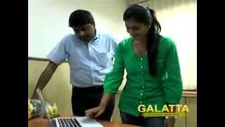 Iyshwarya Launches G Studio's Navarasam on Youtube
