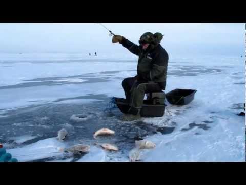 рыбалка в хабаровске в январе