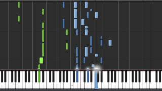 Pineapple Rag Piano Tutorial (Synthesia)