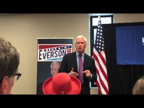 Mark Everson - Marion County GOP Forum
