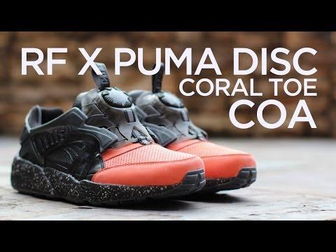 d6452b1aaff7 Closer Look  Ronnie Fieg x Puma Disc Blaze OG