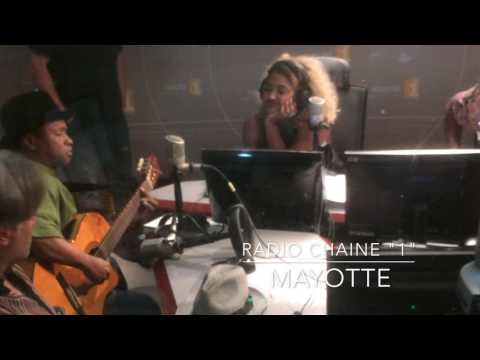 "Save The Earth CK Zana Rotsy (Charles Kely) Radio ""1"" Saison Jazz Festival Mayotte"