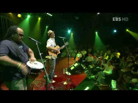 "Jason Mraz - ""You And I Both"" Live At EBS Space"